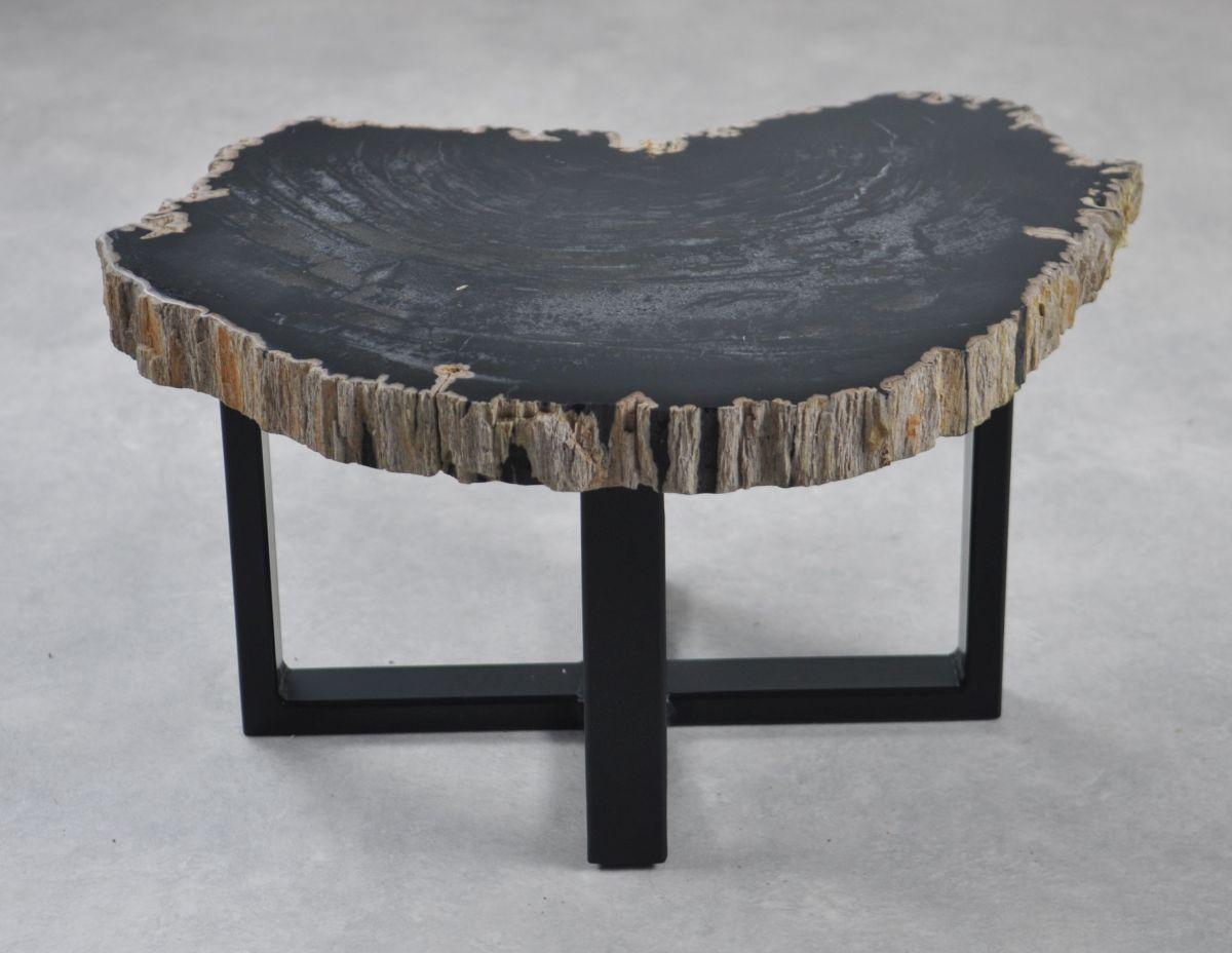 Couchtisch versteinertes Holz 35231