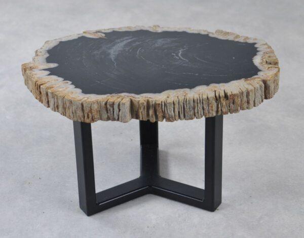 Couchtisch versteinertes Holz 35236