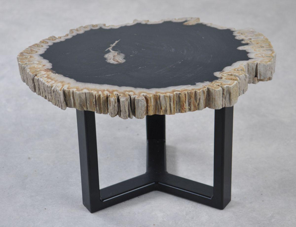 Couchtisch versteinertes Holz 35238