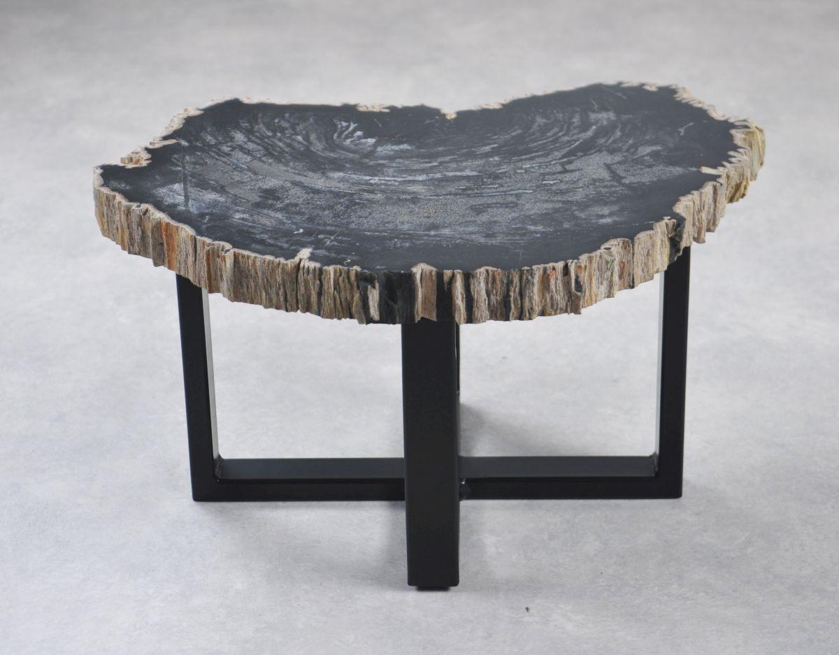 Couchtisch versteinertes Holz 35244