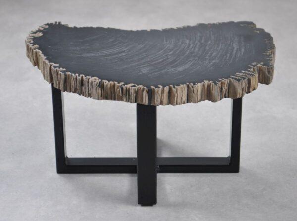 Couchtisch versteinertes Holz 35255