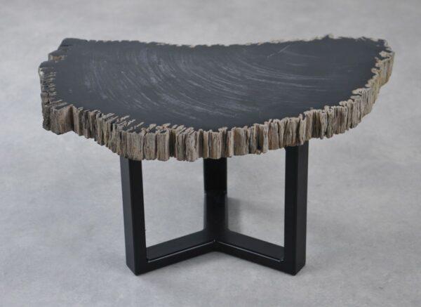 Couchtisch versteinertes Holz 35259
