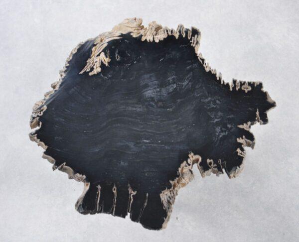 Couchtisch versteinertes Holz 35266