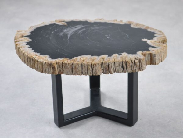 Salontafel versteend hout 35233