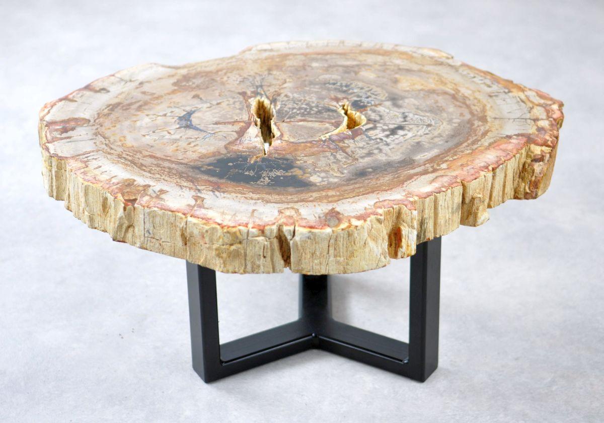 Salontafel versteend hout 35281