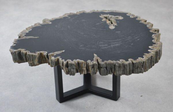 Table basse bois pétrifié 35139