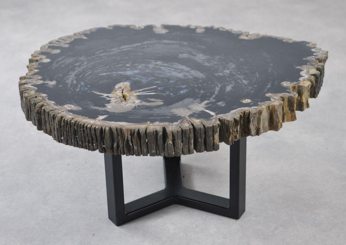 Table basse bois pétrifié 35150