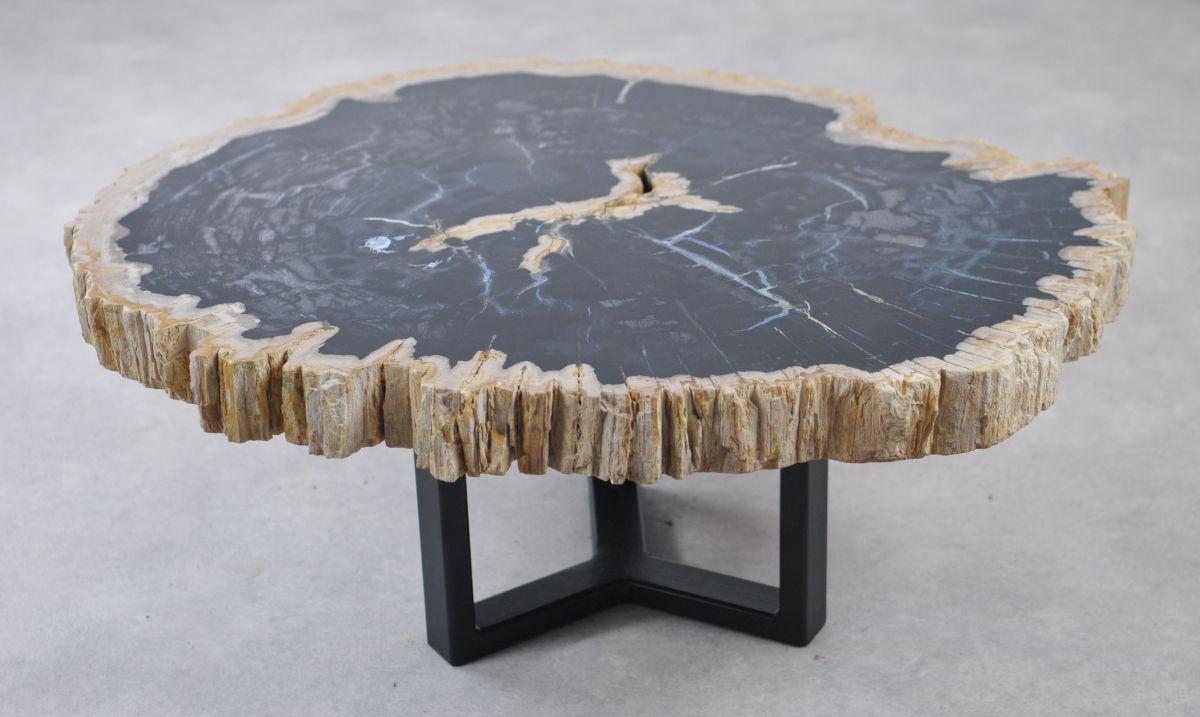 Table basse bois pétrifié 35170