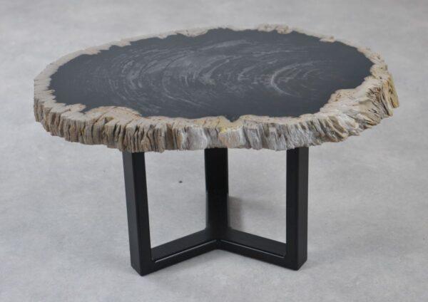 Table basse bois pétrifié 35183