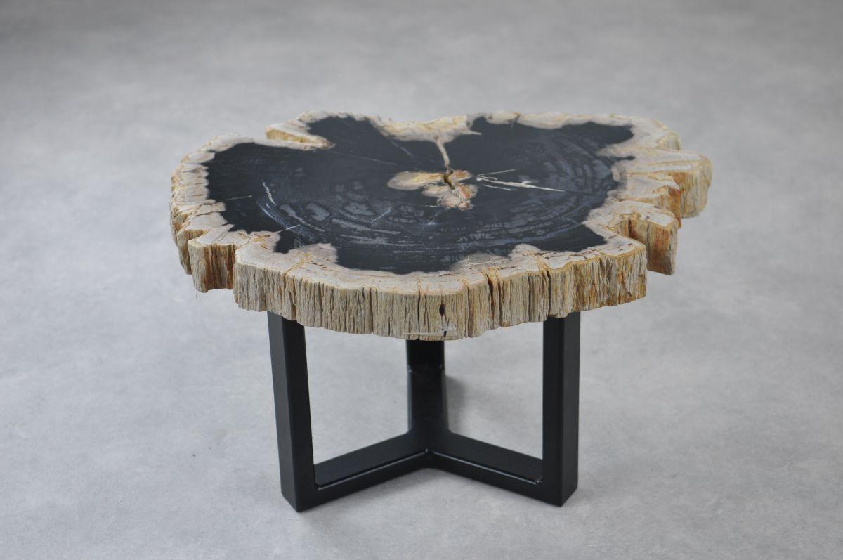 Table basse bois pétrifié 35201