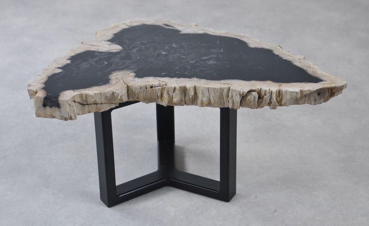 Table basse bois pétrifié 35214