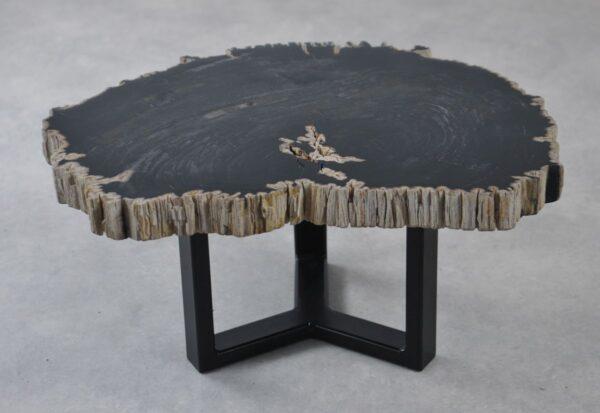Table basse bois pétrifié 35227