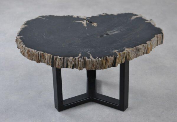Table basse bois pétrifié 35228
