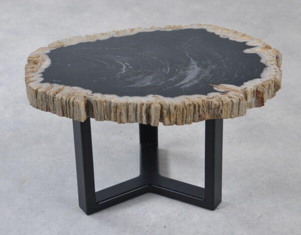 Table basse bois pétrifié 35236