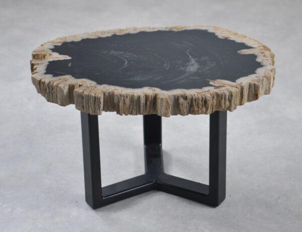 Table basse bois pétrifié 35237