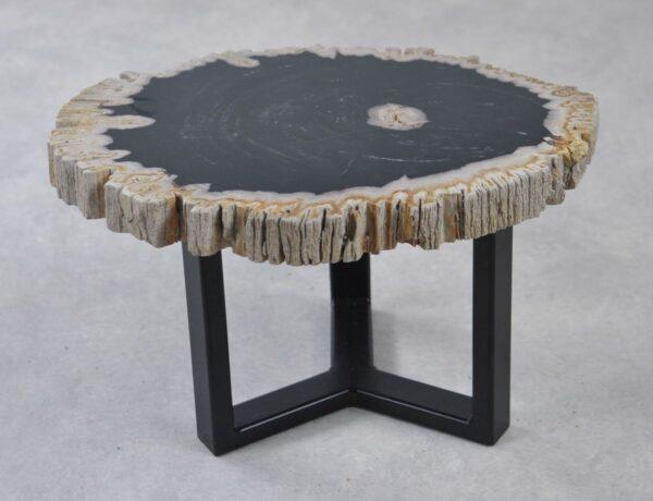 Table basse bois pétrifié 35241