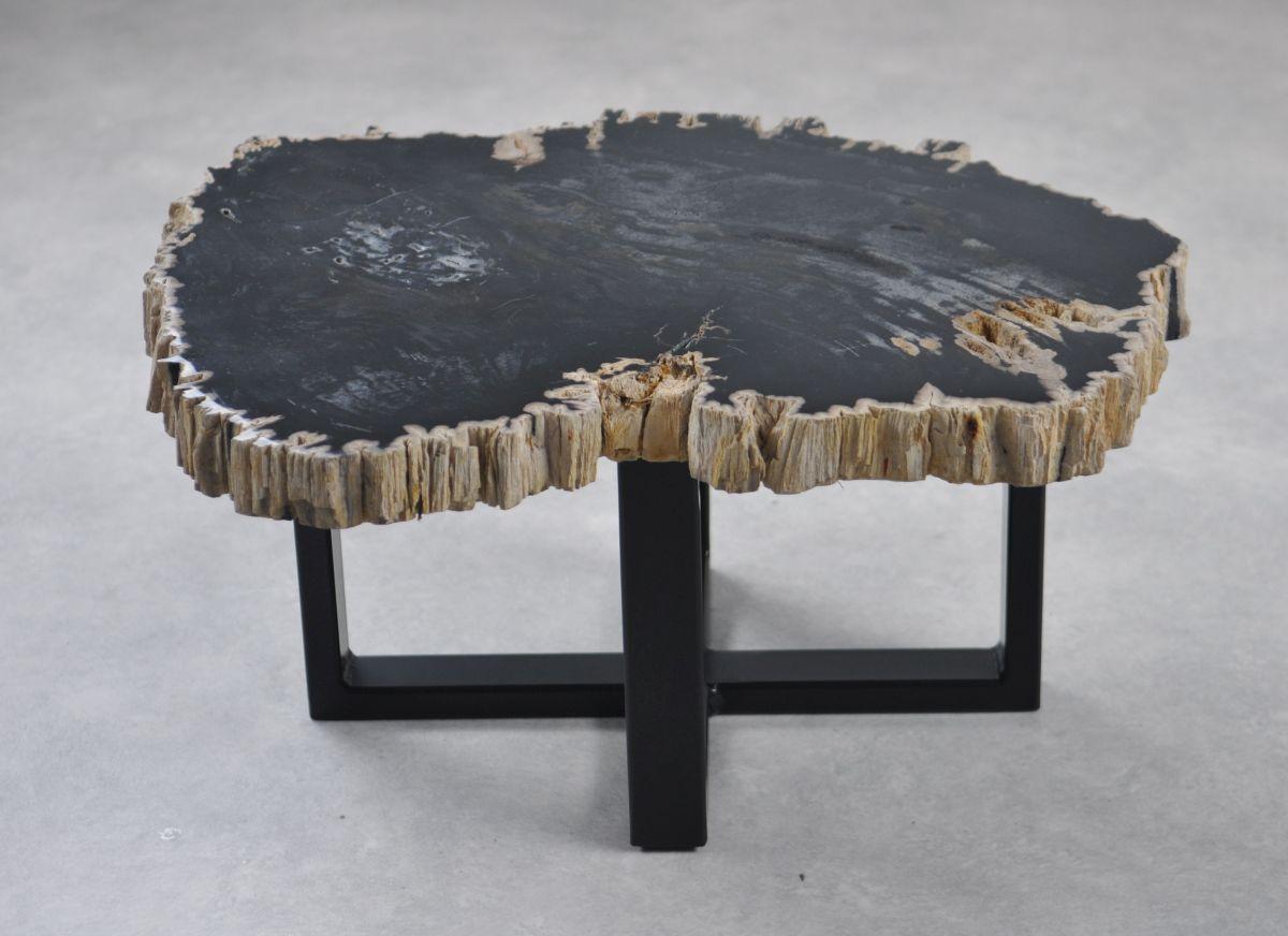 Table basse bois pétrifié 35245
