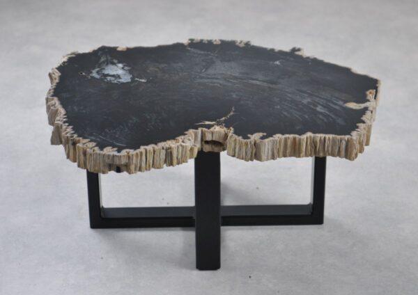 Table basse bois pétrifié 35246