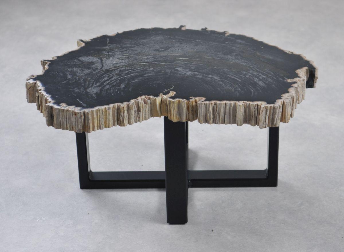 Table basse bois pétrifié 35247