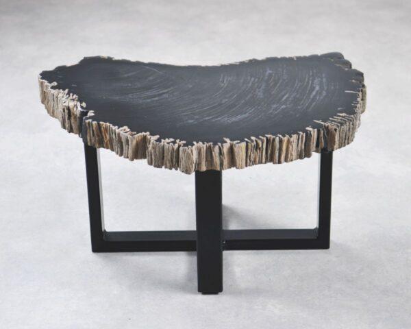 Table basse bois pétrifié 35254