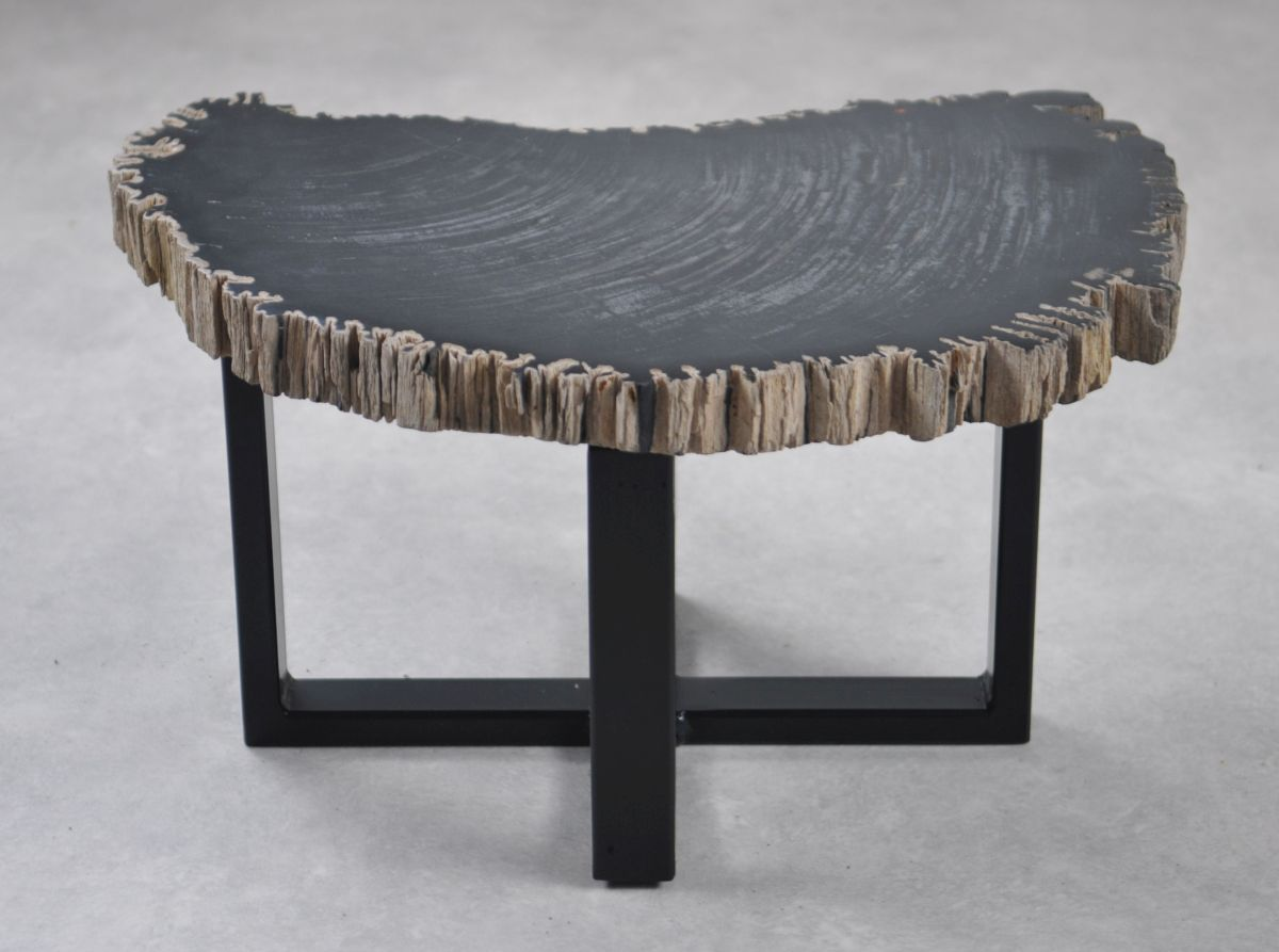Table basse bois pétrifié 35255