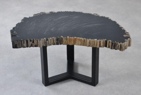 Table basse bois pétrifié 35257