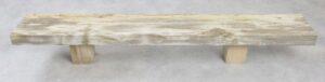 Table console bois pétrifié 35115