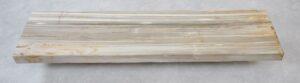 Table console bois pétrifié 35121
