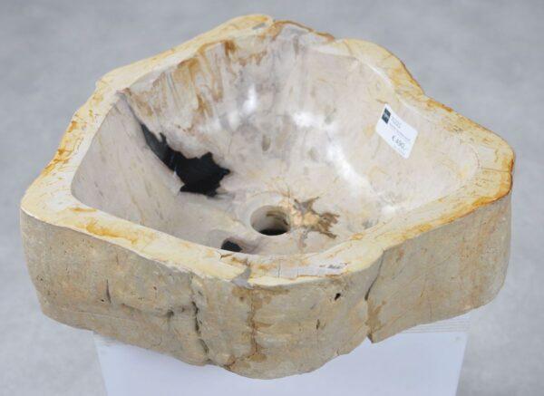 Lavabo bois pétrifié 31499