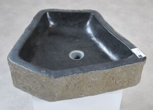 Wash hand basin petrified wood 1976