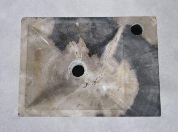 Wash hand basin petrified wood 34417