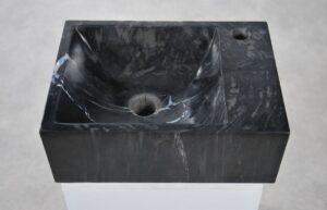 Wash hand basin petrified wood 34420