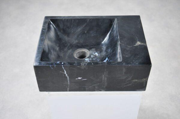 Wash hand basin petrified wood 34428