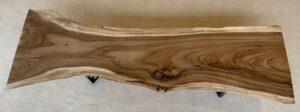 Wooden bench 25044