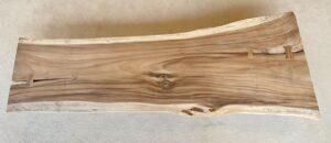 Wooden bench 25050