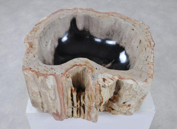 Wash hand basin petrified wood 36337