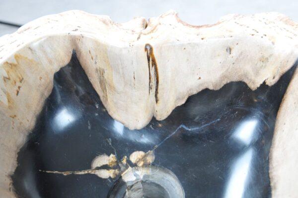 Wash hand basin petrified wood 36338