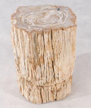 Beistelltisch versteinertes Holz 36002