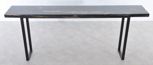 Consoletafel versteend hout 36120