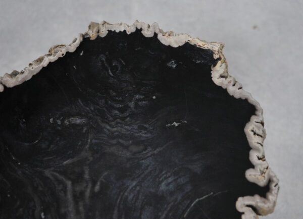 Couchtisch versteinertes Holz 36206