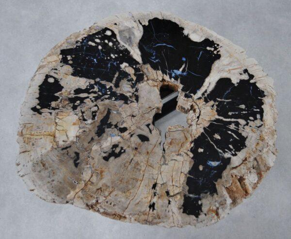 Couchtisch versteinertes Holz 36301