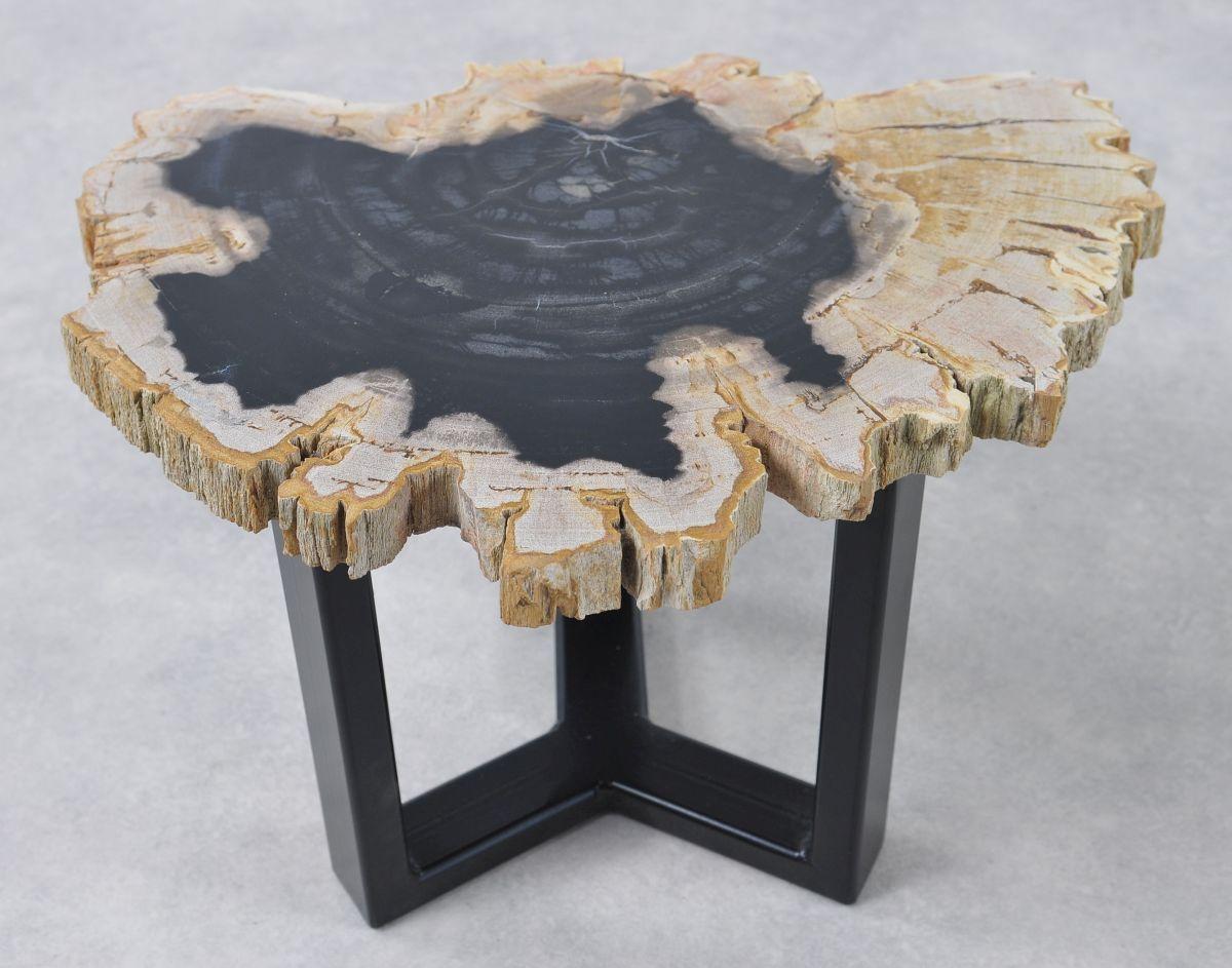 Mesa de centro madera petrificada 36162