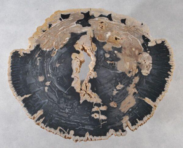 Mesa de centro madera petrificada 36178