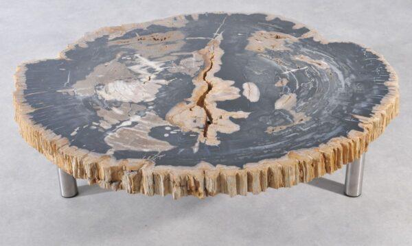 Mesa de centro madera petrificada 36187