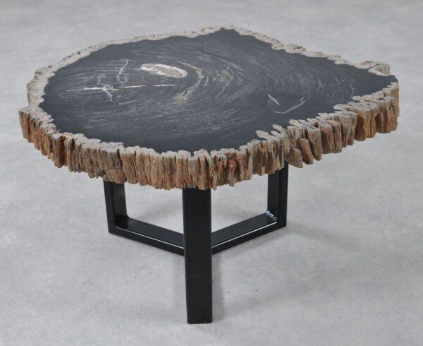 Mesa de centro madera petrificada 36213