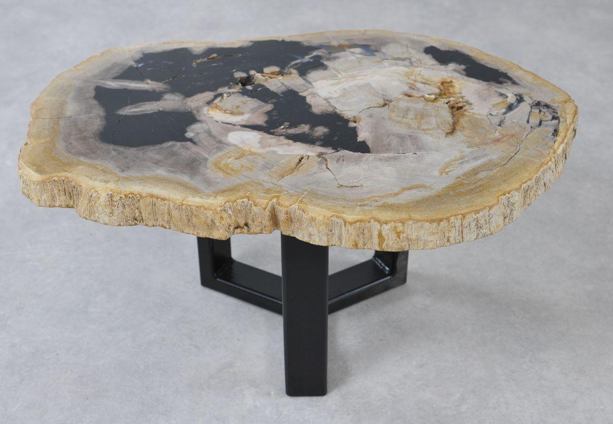 Mesa de centro madera petrificada 36219