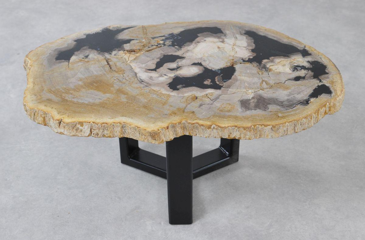 Mesa de centro madera petrificada 36224