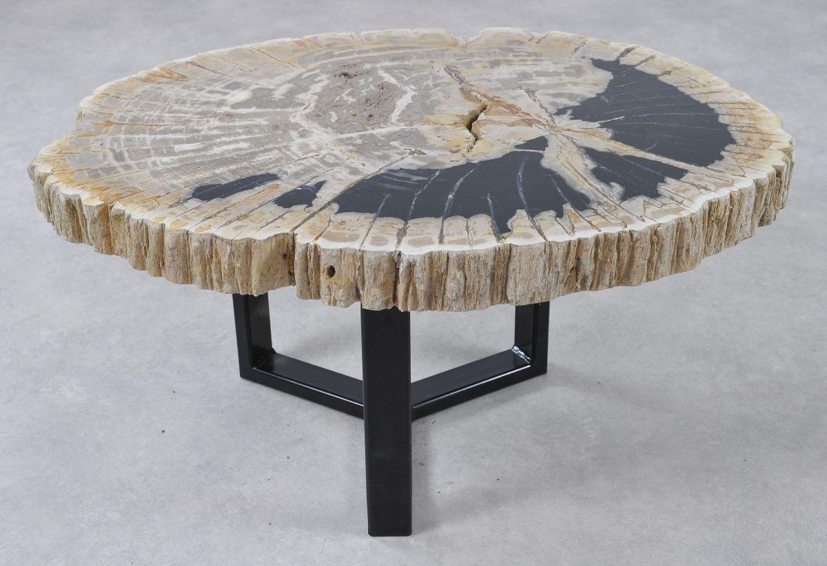 Mesa de centro madera petrificada 36263