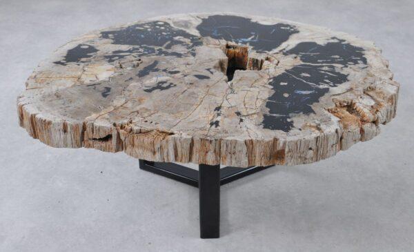 Mesa de centro madera petrificada 36301
