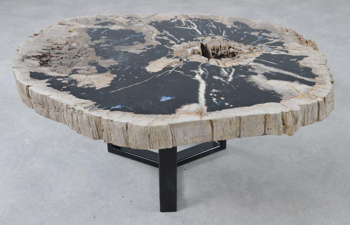 Mesa de centro madera petrificada 36309